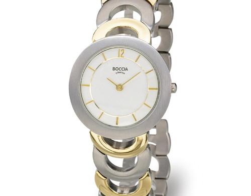 Boccia Dames horloges Titanium
