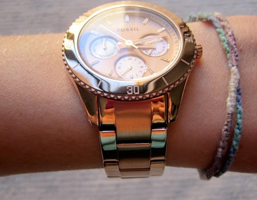 Fossil Dames horloges