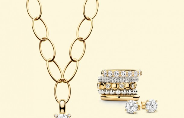 Blush Gouden juwelen