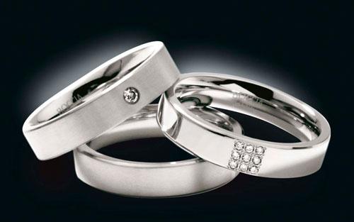 Boccia Ringen Titanium